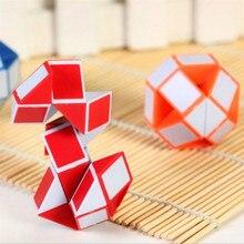 Fun Toys Cube-Stress Puzzles Relief Rainbow 1pcs Strange-Shape