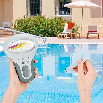 CL2 Tester 2 w 1 jakości wody PH i chloru PC-102 poziom przenośny cyfrowy ph-metr basen Spa instrumenty analityczne 2020 tanie i dobre opinie Chlorine Meters PH Tester PH Chlorine 2in 1 Testers Water Quality Testing Device Measuring For Pool Aquarium Meter Digital Water Quality Monitor Tester