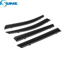 Side window deflectors For BUICK VERANO 2015 2016  2017 2018  Window Air Vent Visor Sun Shade Awnings Shelters Guards  SUNZ