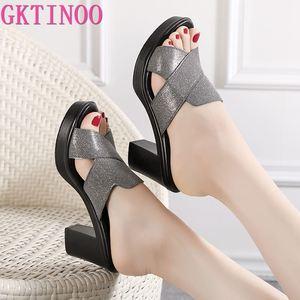 GKTINOO Women's Slippers Sanda