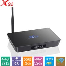 X92 TV Box S912 Android Smart TV