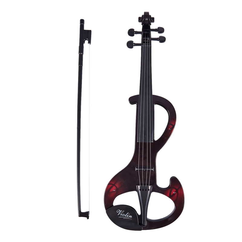 1 PCS Battery Powered Emulational Violin Toy Kids Educational Musical Instrument Early Music Education Toys For Children