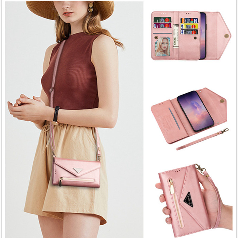 For samsung galaxy note 20 10 pro 9 8 s20 ultra s10 lite s9 s8 plus A21 41 51 71 30S 30 20 70 50 case cover wallet card Leather