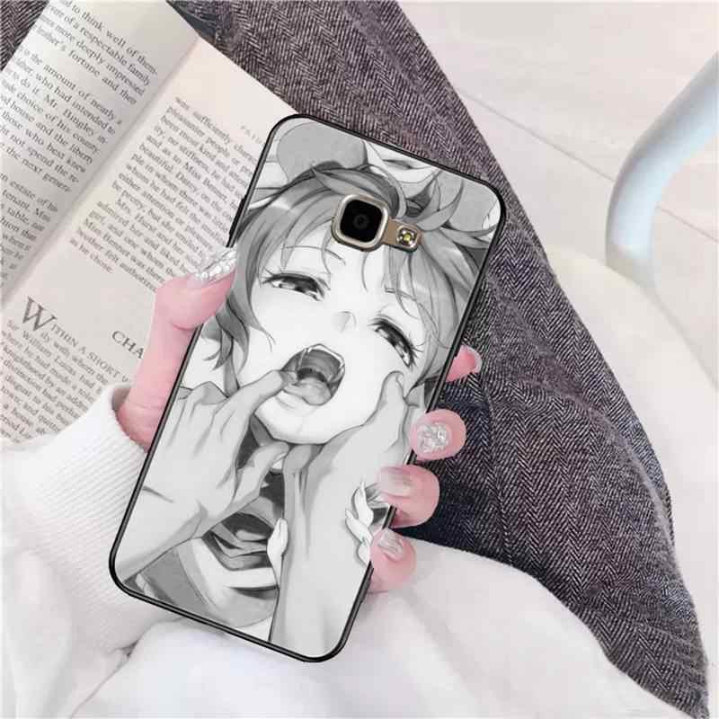 LVTLV Anime kız karikatür japonya özel fotoğraf yumuşak telefon kılıfı için Samsung A6 30s A50 70 10 40 51 20 71 30 20s A7 8 2018