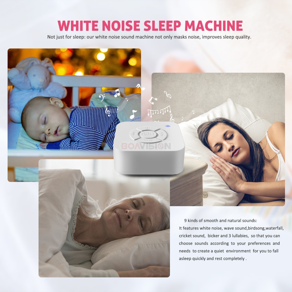 07 Sleep Sound Machine