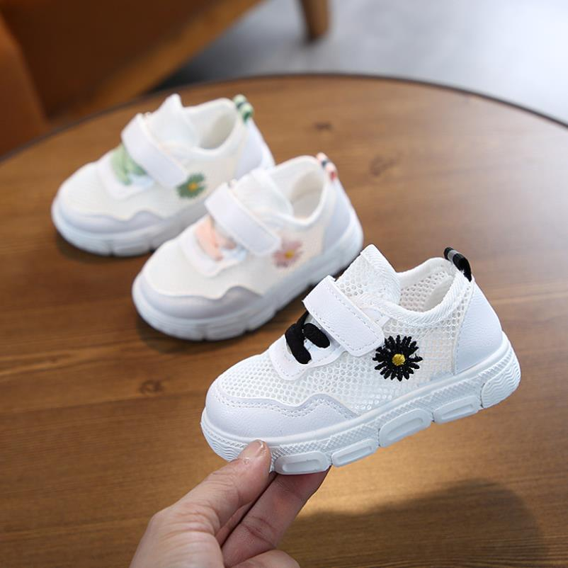 Brand New Kids Shoes Summer Non-slip Children Net Shoes Girls Fashion Sandals Multicolor Princess Sandals Boys Sneakers