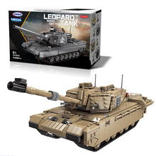 Gifts Box The Military Technic New 06033 The UK Armored Main Battle Tank Model Building Blocks Bricks Toys Figures In Birthday xingbao technic new military series 06033 the uk challenger2 main battle tank model blocks bricks toys figure christmas gifts
