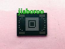1 paire/lot 1 pièces eMMC mémoire flash NAND avec firmware pour Samsung N5110 avec 1 pièces BGA reballing reball pochoir