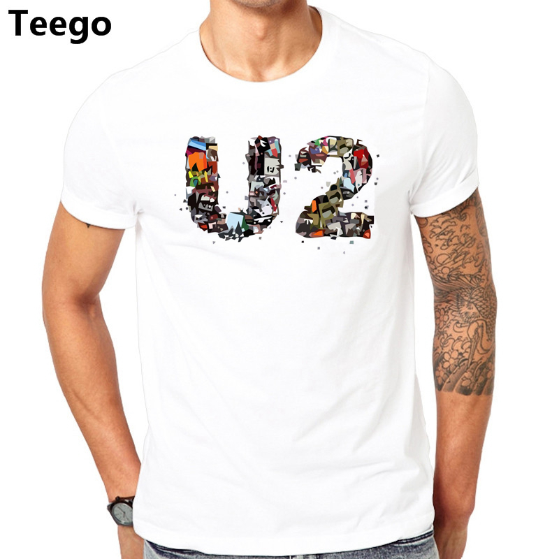 U2 the unforgettable fire T shirt Mens Tee 100/% Cotton Fan Gift New From US