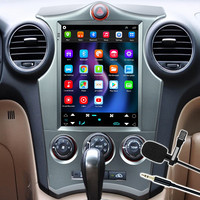 Autoradio Android per KIA Carens 2007 2008 - 2011 lettore multimediale a schermo verticale Tesla navigazione GPS 2 DIN no DVD