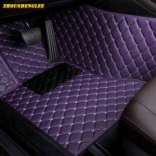 Custom car floor mats for Toyota Corolla Camry Rav4 Auris Pr