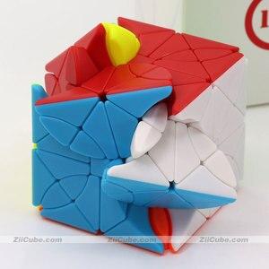 Image 5 - Magic cube puzzle f/s limCube Morpho Aureola cube fs Morphidae Marinita Helena Deidamia skew cube educational twist toys puzzles