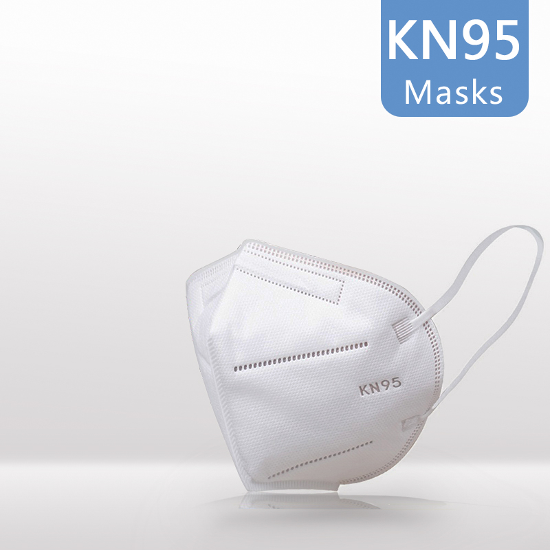 10 Pcs KN95 Dustproof Anti-fog And Breathable Face Masks 95% Mask N95 Respirator Mask Disposable