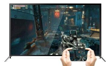 TV DVB-T2 Dolby con bluetooth, TV led de 65 pulgadas, android, wifi, tv