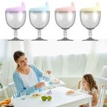 Бутылочка для новорожденных с защитой от протечек Еда сок бутылочка
