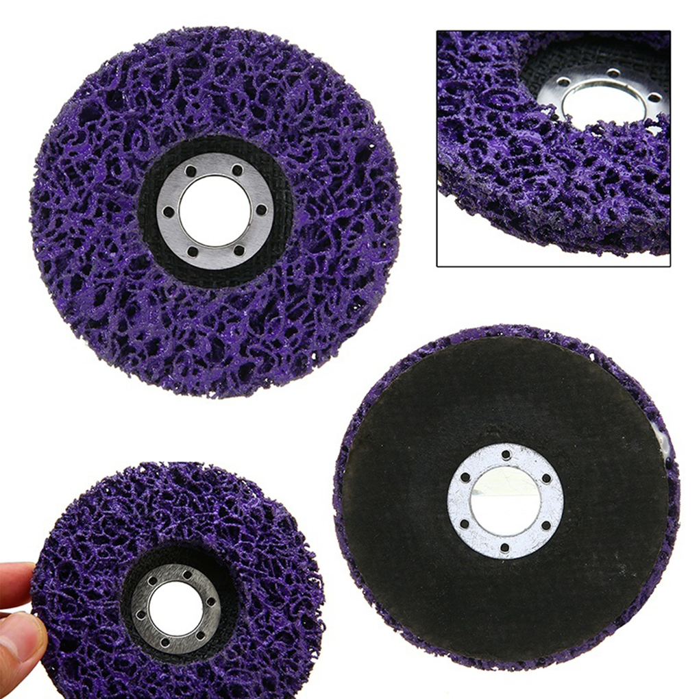 Grinder Wheel Paint Coating Rust Removal Strip Disc Remover Angle Grinder Accessories 100*16mm