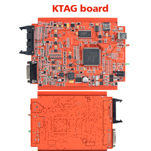 Image 4 - EU Red KESS  V5.017 V2.53 Master ktag V7.020 V2.25 4LED Manager turning kit No Token Reading Limited KESS V2.47 ECU programmer