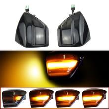 LED dinamik dönüş sinyal ışığı dikiz aynası göstergesi flaşör Ford s max 2007 2014 C Max 2011 2019 Kuga C394 2008 2012