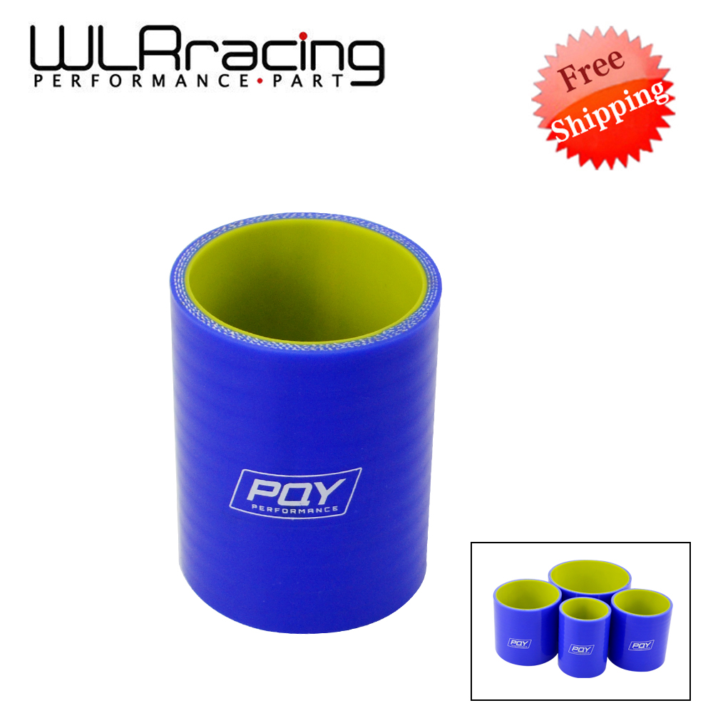 "2.5/"" Silicone Hose//Intake//Turbo//Intercooler Pipe Straight Coupler BLUE For Audi"