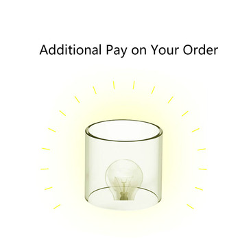 Additional Pay on Your Order Art glass ABCD недорого