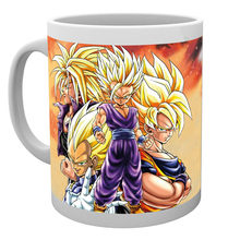 Dragon Ball Z Super Saiya Anime Cangkir Teh Cangkir Kopi(China)