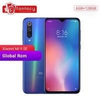 Global Rom Xiaomi Mi 9 SE Mi9 SE Snapdragon 712 6GB RAM 128GB ROM 5.97 AMOLED FHD Display Smartphone 48MP Triple Cameras