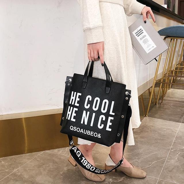 2019 مصمم حقيبة يد الموضة سيدة رسالة لينة رسول حقيبة كتف سيدة سعة كبيرة حقيبة يد للتسوق حقيبة امرأة الموضة