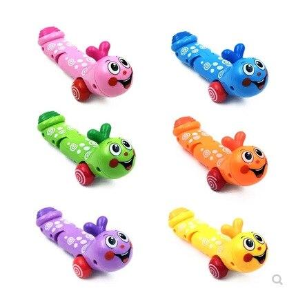 Hong Zhi Genuine Product 539 Baby Wind-up Toy Winding Joy Worm Infant CHILDREN'S Fun Winding Caterpillar