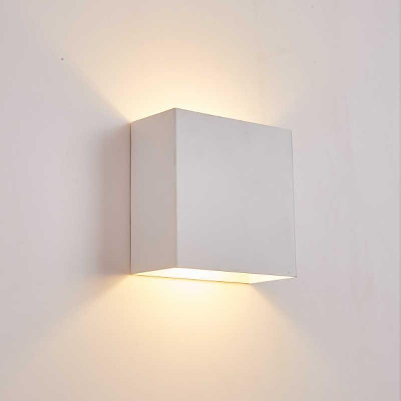 Led 屋内照明ウォールランプ現代の家庭の照明の装飾燭台アルミランプ AC85-265V ため廊下 NR-126