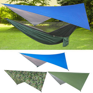 Canopy Awning Tent Sunshade Cloth Beach Tarp Outdoor Waterproof Camping Patio Footprints