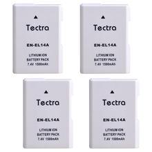 1500 Mah ENEL14 Batterij Voor Nikon D7800 D7700 D7100 D3400 D3500 D5600 D5100 D5200 P7000 EN-EL14A EN-EL14 Batterijen