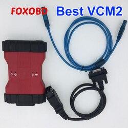 VCM2 dla Ford VCM2 VCM 2 OBDII skaner najlepsze VCMII pojazdy wsparcia IDS Vcm 2 pełny układ OBD2 Obd 2 samochodów skaner diagnostyczny