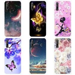 На Алиэкспресс купить чехол для смартфона for huawei y8p case silicone tpu phone case for huawei y8p aqm-lx1 huaweiy8p case soft cover