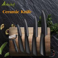 Кухонный нож, керамический нож, набор для приготовления пищи 3