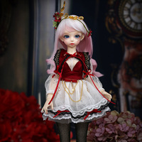 BJD Dolls Fairyland Minifee Ante doll 1/4 girls toys msd luts fairyline wigs eyes blue fairy silicone resin furniture