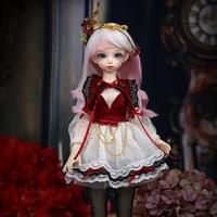 BJD Dolls Fairyland Minifee Ante doll 1/4 girls toys msd luts fairyline wigs eyes blue fairy silicone resin furniture