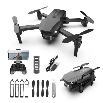 New Fpv Mini Drone With/without HD 4K Dual Cameras 1080p Wifi Foldable Drones With Camera Hight Hold RC Quadcopter Dron Toy Gift