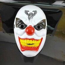 Halloween Party Carnival Masks Mascaras DevilS Kiss Clown Mask El Sticker Man Cosplay Horror Joke Scary