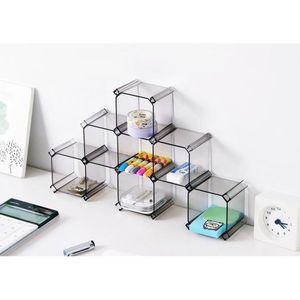 6 шт. органайзер для выдвижных ящиков DIY органайзер для сотовых носков ящик для хранения креативный комбинированный разделитель шкаф для хр...