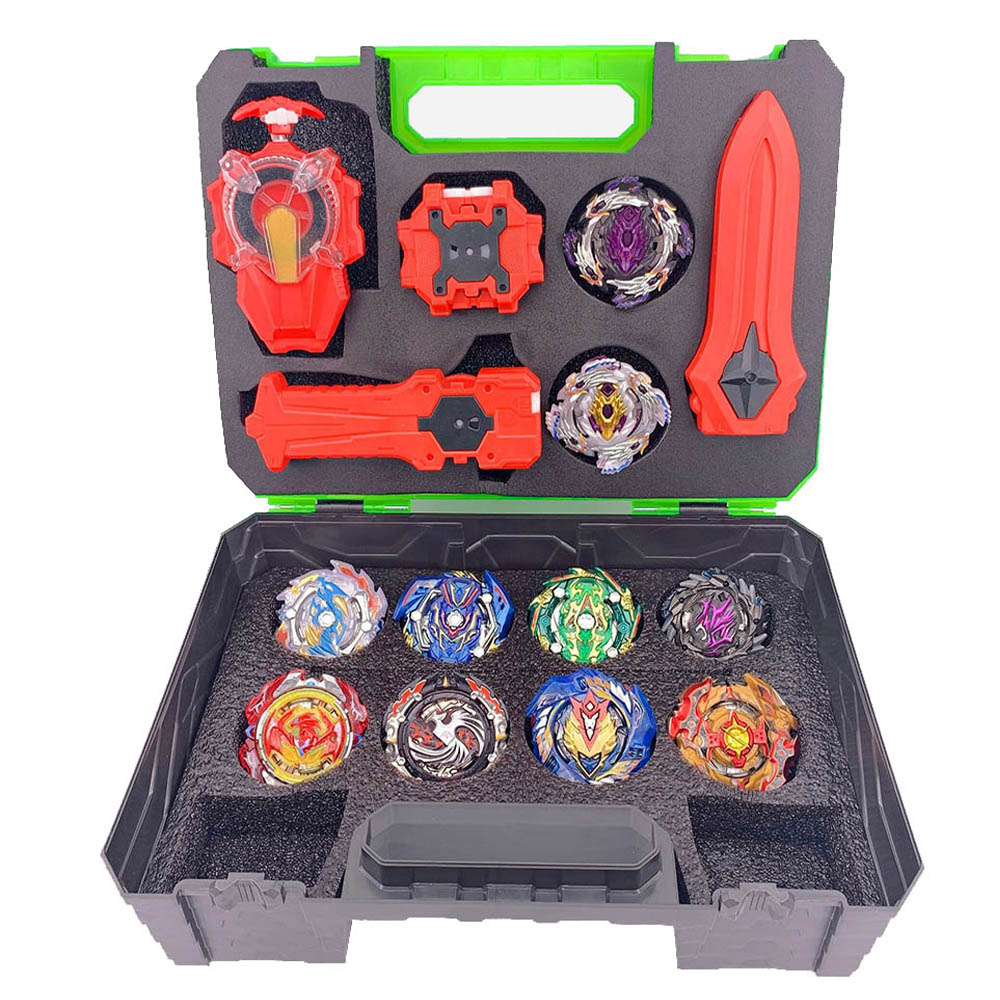 Hot set Beyblade Arena Spinning Top Metal Burst Fight Bey blade Metal Bayblade Stadium Children Gifts Classic Toy For Child
