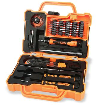 47 In 1 Multi-Function High Precision Screwdriver Set With 34 Driver Bit Clock Smartphone Maintenance And Repair Tool