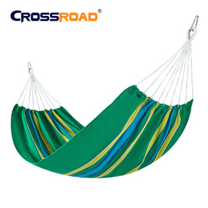 Image 1 - CR 2018NEW 200x100CM Sigle High Quality Garden swings Outdoor camping hammock  hanging chair sleeping bed portable for kids