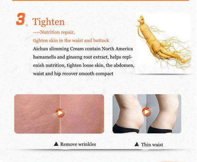 200ml Hot Chilli & Ginger Slimming Cream Fast Lose Weight Burn Fat 3