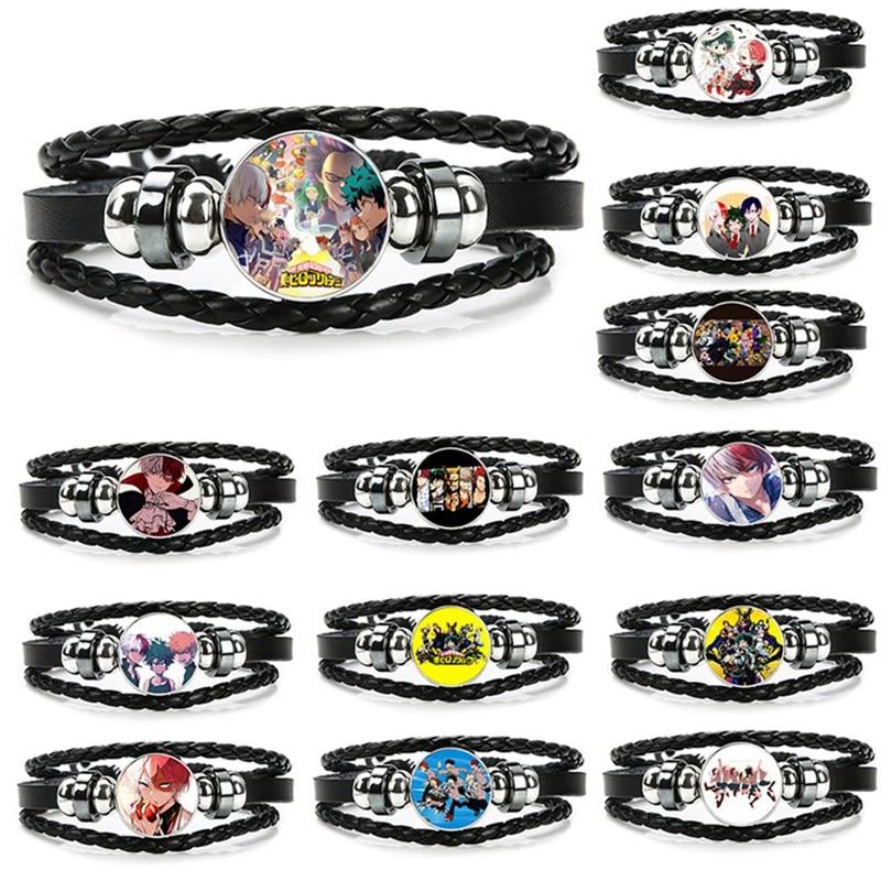 My Hero Academia Bracelet Multilayer