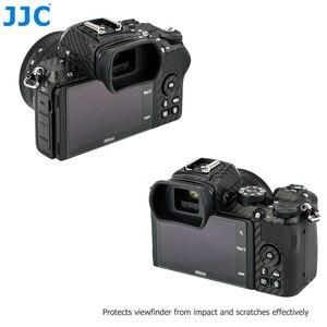Image 2 - キウイソフトシリコーン拡張アイカップファインダー接眼レンズニコン Z50 ロング瞳カップ置き換え DK 30 アイシェードプロテクター