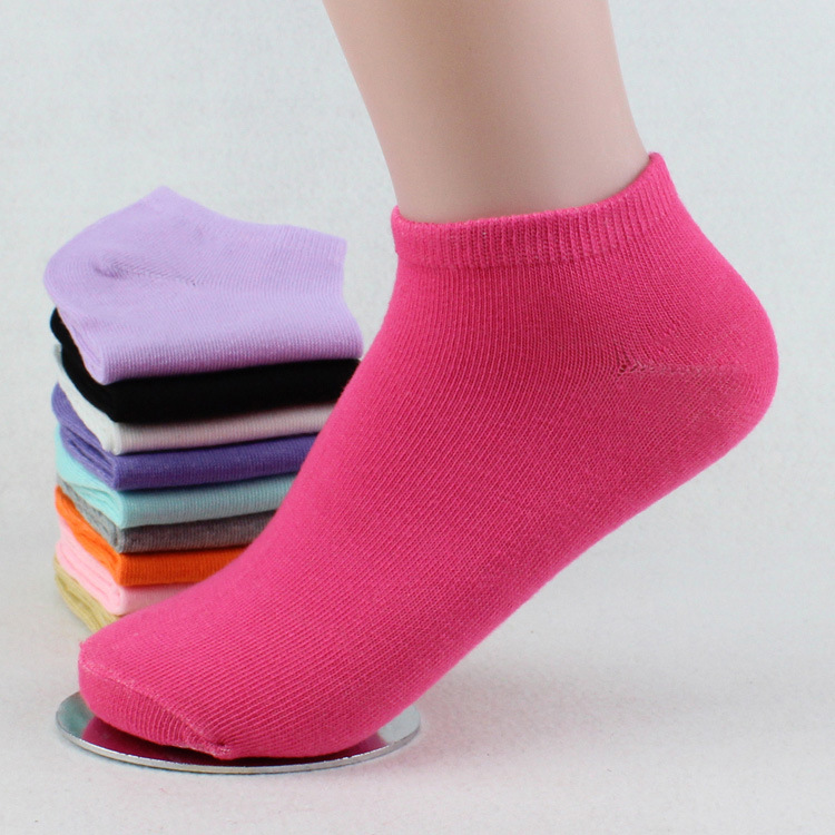 Men And Women Multi–Thin Type for Spring And Autumn No-show Socks Low-Cut Short Socks MEN'S Socks Fashion Stripes Men's Low-Cut