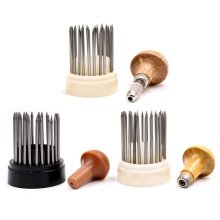 23-piece bead tool, diamond bead tool, diamond stone inlay set, with wooden handle jewelry maker jewelry making tool 4pcs diamond pearl glass bead reamer burr beading hole enlarger tool set diy jewelry tool new