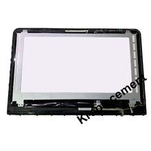 1080 P Para HP Envy 15-ae027TX Screen Display LCD + de Toque digitador de vidro + Quadro assembléia Substituição 15.6