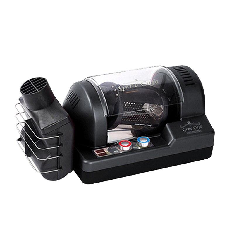 Полностью автоматическая машина для обжарки кофе горячим воздухом 300 г 3D, машина для жарки кофе/кофе в зернах, машина для выпечки кофе, кафе 3D