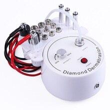 Máquina 110 240v da casca da beleza do pulverizador da casca da cara dos cuidados com a cara de microdermabrasion do diamante de iebilif dermabrasion microdermabrasion